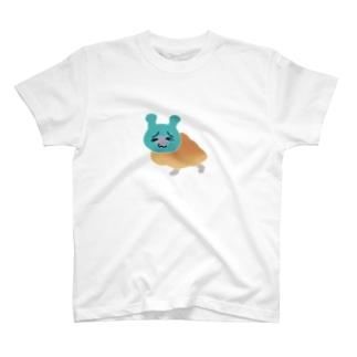 時々クリームが爆発するコロネな神さま T-shirts