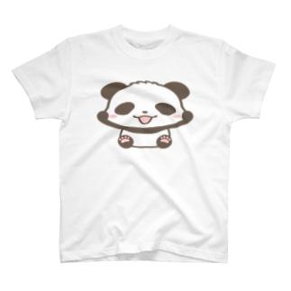 🐼のびパンダ T-Shirt