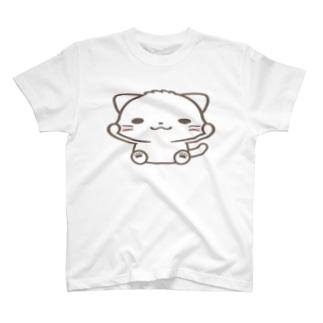 😺のびネコ T-shirts