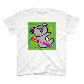 koaland-コアランド- T-shirts