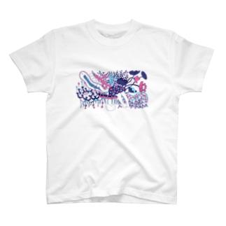 シャンデリア T-shirts