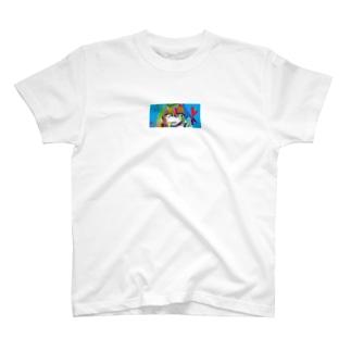 キュアロランバルトコレクション0.2 T-shirts