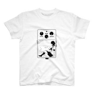 ISOBE▲KINOのえふぇくとガール T-shirts