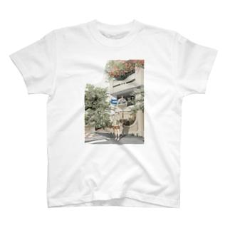 台湾路地裏散歩 T-shirts