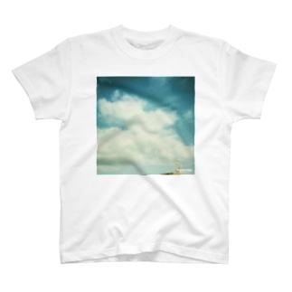 空を着るTシャツ T-shirts