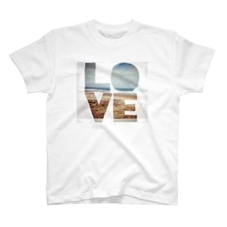 ラブグッズ T-shirts
