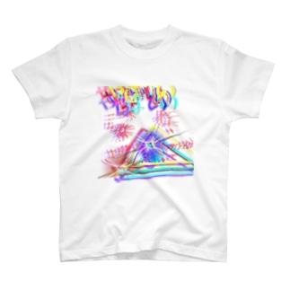 COVID-19禍でもへらへら T-Shirt
