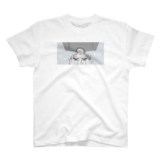 暗 T-shirts