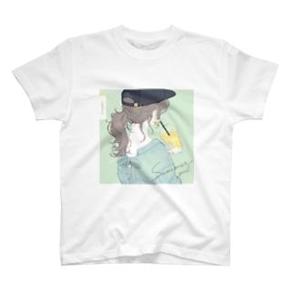 レモン好きな女の子 T-shirts