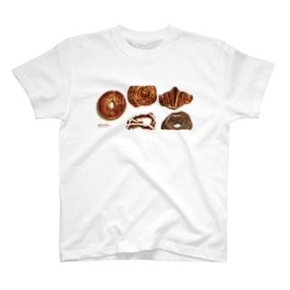 クロワッサンマグカップ2 T-shirts
