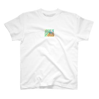 かわのDAチャンネルイラストver. T-shirts
