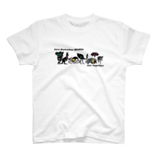 【チャリティ】 AJWCEF 新ロゴ Tシャツ T-shirts