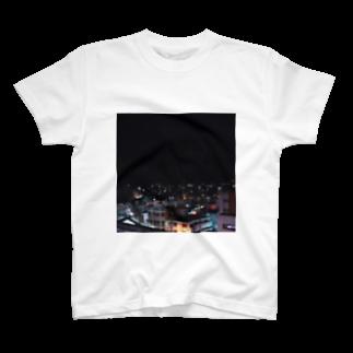 nyapikopiの夜空 T-shirts