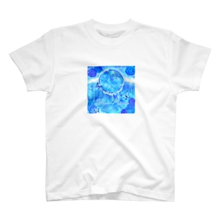 《Moonシリーズ》*Blue Moon* T-shirts