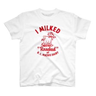 MATHIS DAIRY T-shirts