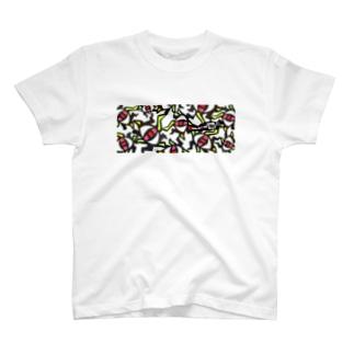 Dancing third eye T-shirts