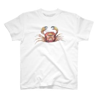 クレヨンかにちゃん T-shirts