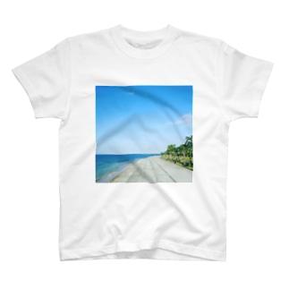 夏の海57 T-shirts
