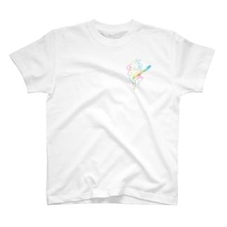 GAINENちゃん T-shirts