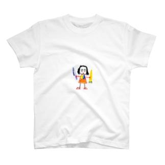 ママン T-shirts