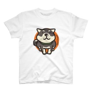 くろしばわんこ T-shirts
