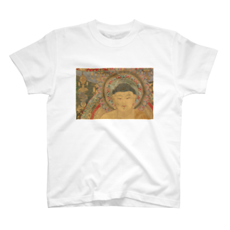 秋元了典の阿弥陀如来 T-shirts