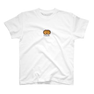 ふたばてのらくがき店のふぐり T-shirts