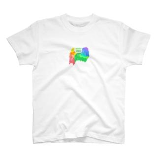 Beautiful Toyama forever T-shirts