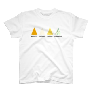 CHEESE ADDICT T-shirts