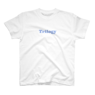 Trilogy(blue) T-shirts