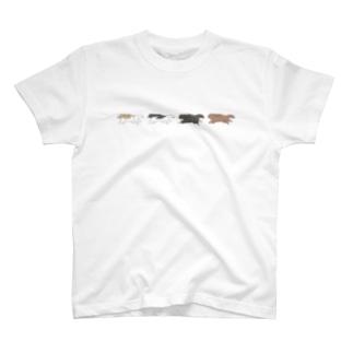 キャバリア CKCSパーカー T-shirts