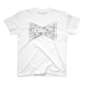 カオスなリボン T-shirts