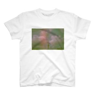 空に向かって T-shirts