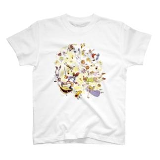 マカロニ戦争 T-shirts