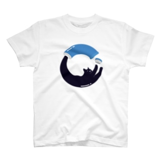 Cat from tube T-shirts