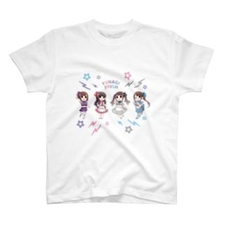 夕凪プリズム公式Tシャツ T-shirts