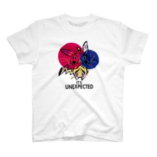 予想外なネズミ T-shirts