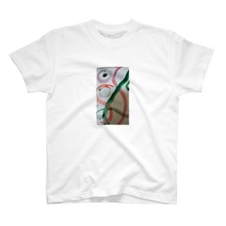 緑の反抗 T-shirts