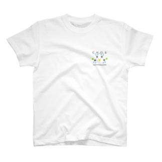 2,2'-硫化ジクロロジエチル T-shirts