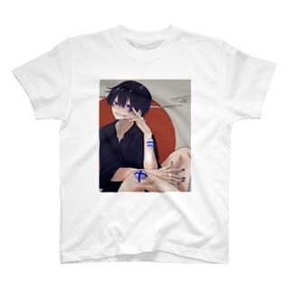 日いづる国 T-shirts