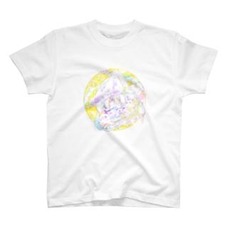 使い魔日向さん T-shirts