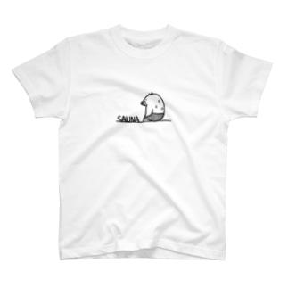 サウナ常連くまさん T-shirts
