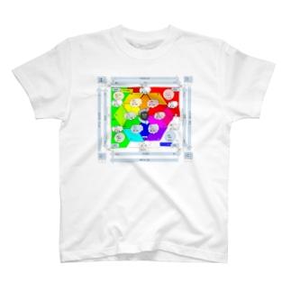 もしかしたらあなたも一億円プレイヤーになるかもしれない感情グラフ T-shirts