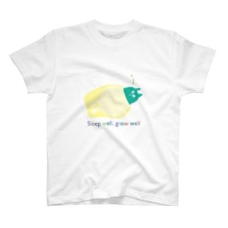 寝る子は育つ T-shirts