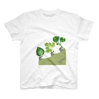 ハーブいただき(Tシャツ) T-shirts