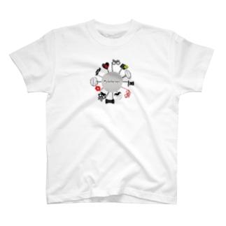 大人可愛い♥フォトプロップス T-shirts