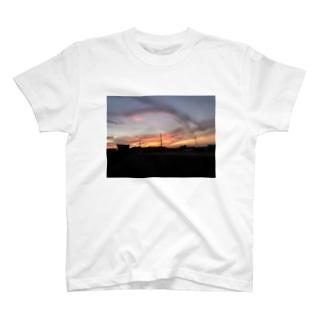 夕焼けぞら T-shirts