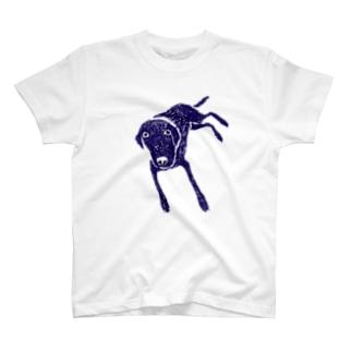ラブラドール T-shirts
