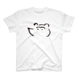たぬきです T-shirts