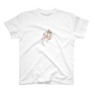 EDDIE LAWSON BY TETSU T-shirts